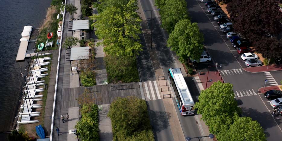 Enedis - Bus 100% Electrique - Vignette