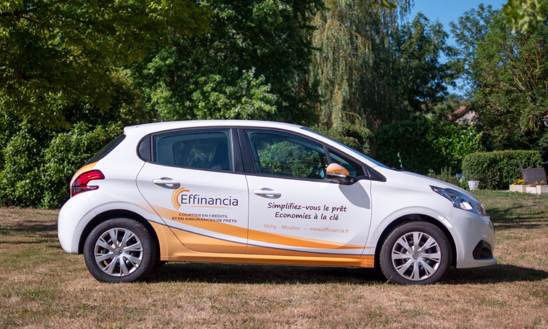 Vignette - Covering Voiture Effinancia